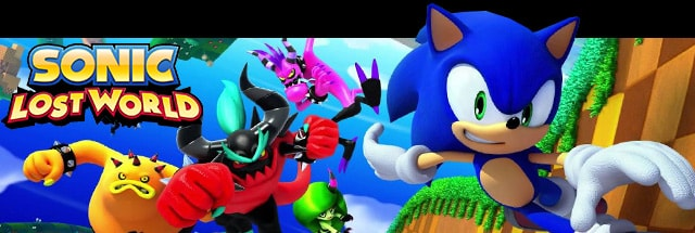 Sonic Lost World Message Board for PC