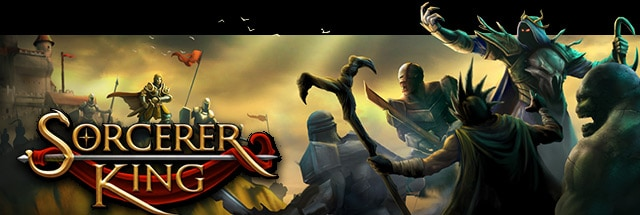 Sorcerer King Message Board for PC