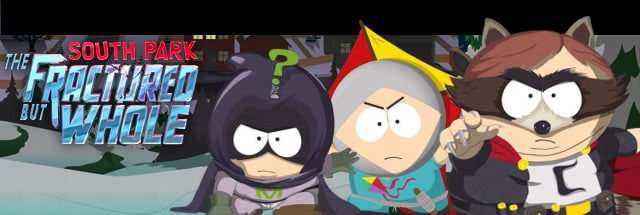 South Park Fractured but Whole Message Board for PC