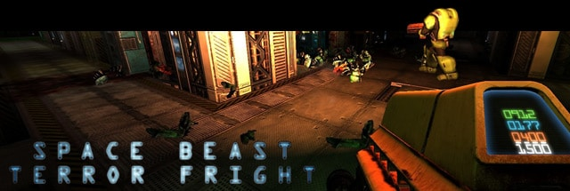 Space Beast Terror Fright Trainer for PC