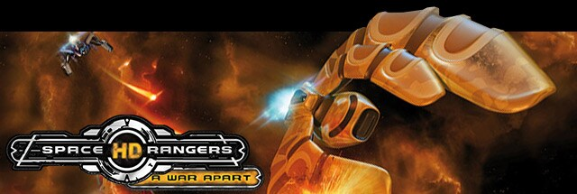 Space Rangers HD: A War Apart Trainer