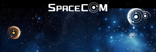 Spacecom Message Board for PC