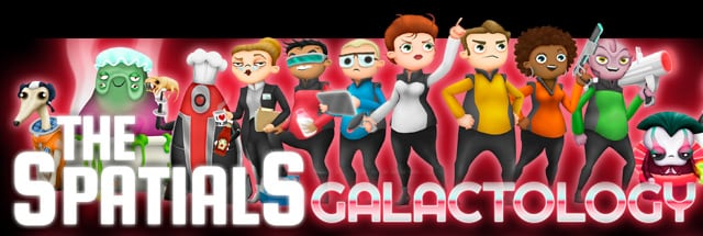 Spatials: Galactology, The Trainer