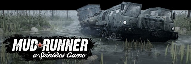 Spintires: Mudrunner Trainer for PC