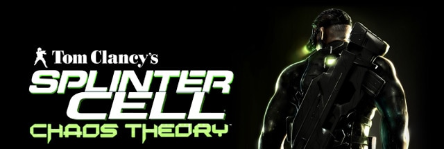 Splinter Cell: Chaos Theory Trainer