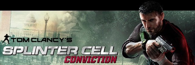 Splinter Cell: Conviction Trainer