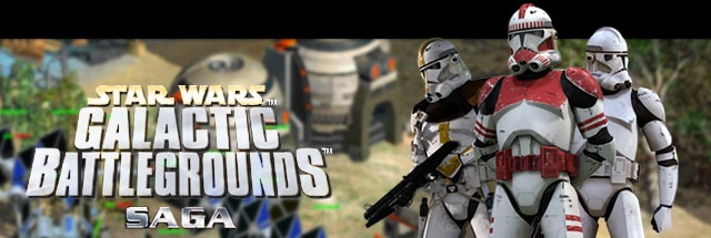 STAR WARS: Galactic Battlegrounds Saga Trainer