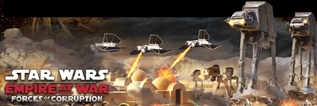 Star Wars: Empire at War - Forces of Corruption Trainer for PC