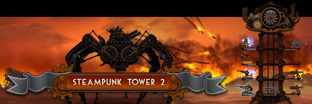 Steampunk Tower 2 Trainer
