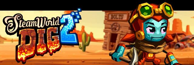 Steamworld Dig 2 Trainer