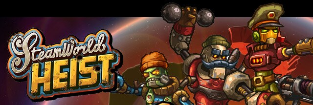 SteamWorld Heist Message Board for Playstation 4