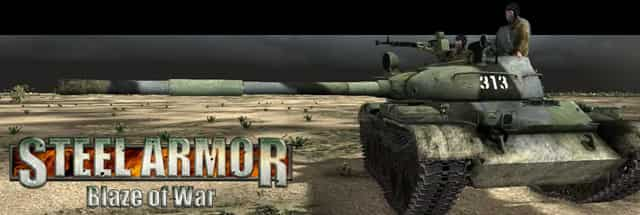 Steel Armor: Blaze of War Message Board for PC