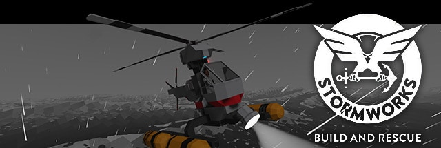 Stormworks:  Build and Rescue Message Board for PC