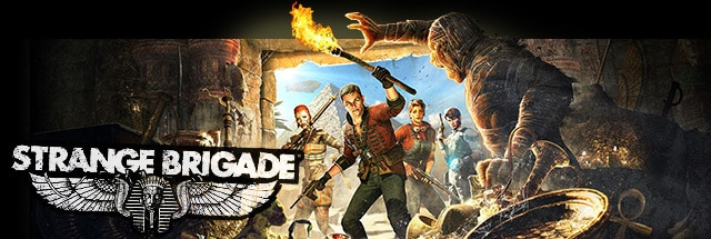 Strange Brigade Trainer for PC