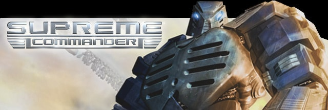 Supreme Commander Trainer, Cheats for PC