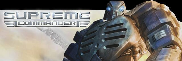 Supreme Commander Message Board for PC
