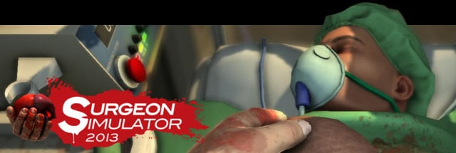 Surgeon Simulator 2013 Trainer