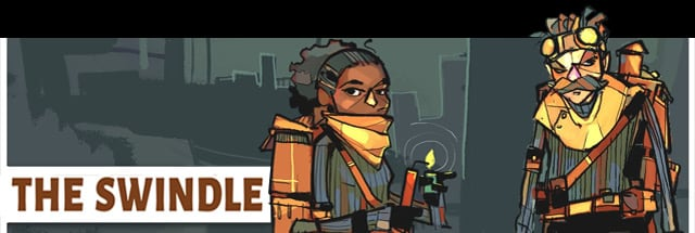 Swindle, The Message Board for Playstation 4