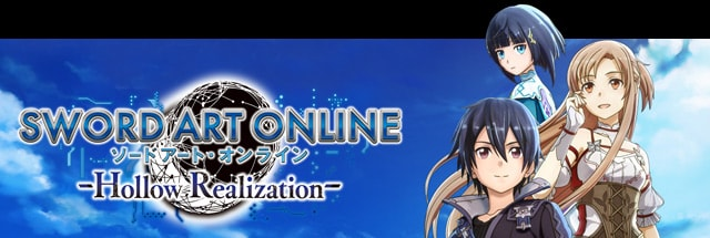 Sword Art Online: Hollow Realization Deluxe Edition Trainer