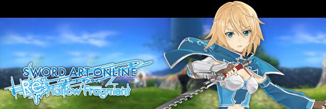 Sword Art Online Hollow Fragment Trainer and Cheats