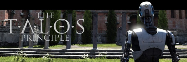 Talos Principle, The Message Board for Playstation 4