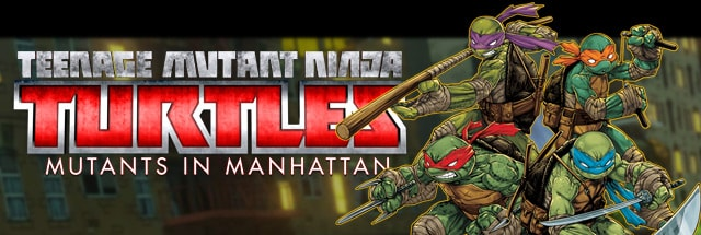 Teenage Mutant Ninja Turtles: Mutants in Manhattan Trainer for PC