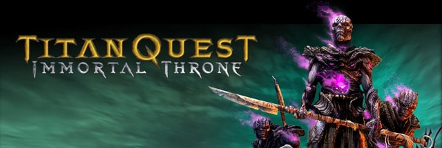Titan Quest: Immortal Throne Trainer