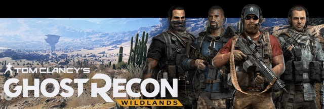 Tom Clancy´s Ghost Recon: Wildlands Trainer for PC