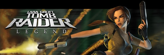 Tomb Raider: Legend Trainer