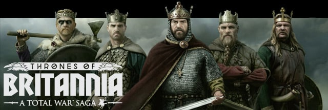 Total War Saga: Thrones of Britannia Trainer for PC