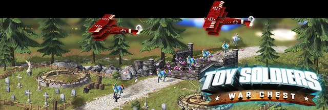 Toy Soldiers: War Chest Message Board for XBox One