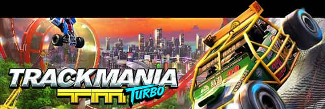 Trackmania Turbo Message Board for Playstation 4