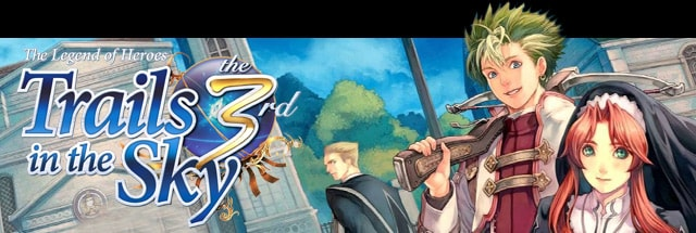 Trails in the Sky: The 3rd Trainer