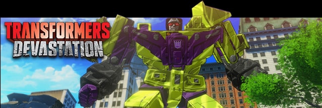 Transformers Devastation Trainer