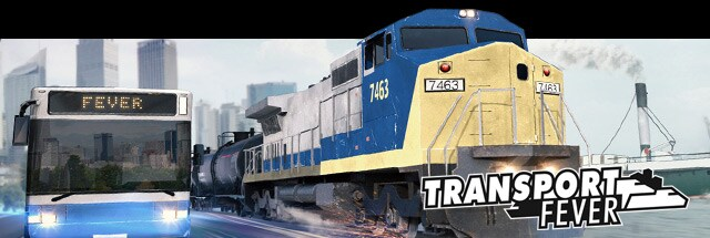 Transport Fever Trainer