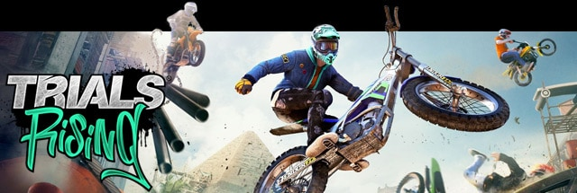 Trials Rising Trainer for PC