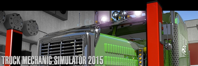 Truck Mechanic Simulator 2015 Trainer
