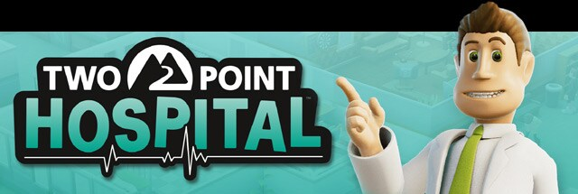 Two Point Hospital Trainer for PC