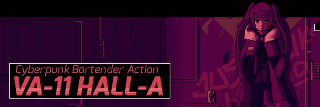 VA-11 Hall-A: Cyberpunk Bartender Action Message Board for PC