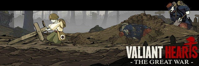 Valiant Hearts: The Great War Message Board for Playstation 3