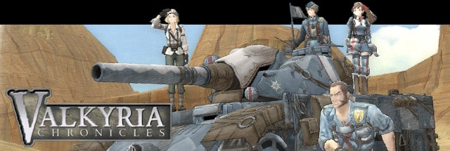 Valkyria Chronicles Trainer for PC