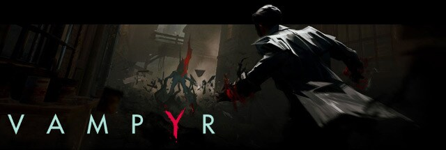 Vampyr Trainer for PC