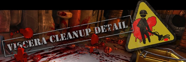 Viscera Cleanup Detail Trainer, Cheats for PC