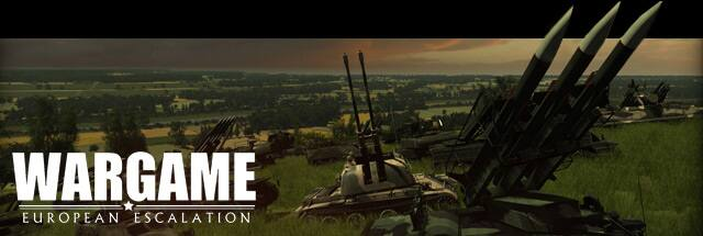 Wargame: European Escalation Trainer