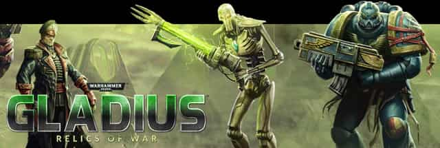 Warhammer 40K:  Gladius - Relics of War Trainer