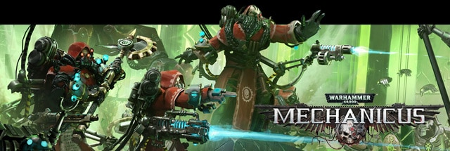 Warhammer 40K:  Mechanicus Trainer
