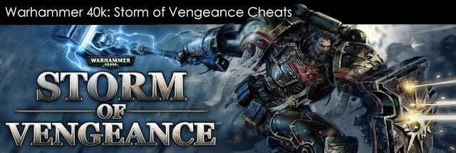 Warhammer 40k: Storm of Vengeance Trainer for PC