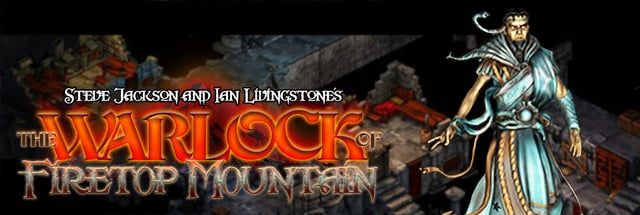 The Warlock of Firetop Mountain Trainer for PC