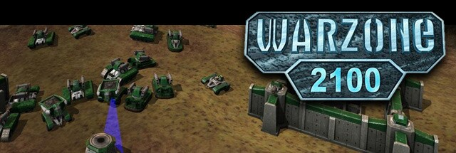 Warzone 2100 Message Board for PlayStation