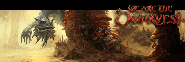 We Are The Dwarves Trainer for PC